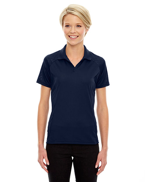 Extreme 75116 Women Eperformance  Stride Jacquard Polo at GotApparel