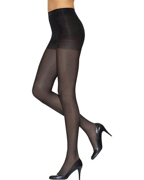 998657f7e9cff L eggs 76000 Women Silken Mist Control Top SemiOpaque Leg