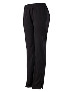 Augusta 7728 Women Solid Brushed Tricot Pant With Drawcord at GotApparel