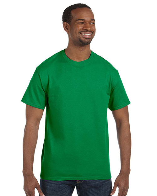 Anvil 779 Men Heavy Short Sleeve T Kelly Green at GotApparel