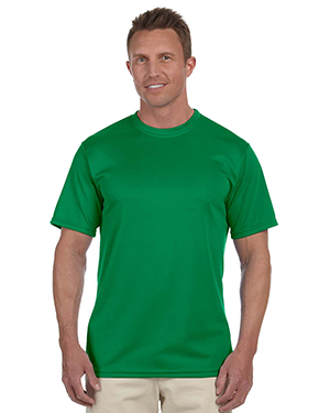 Augusta 790  Wicking Short Sleeve T Kelly at GotApparel