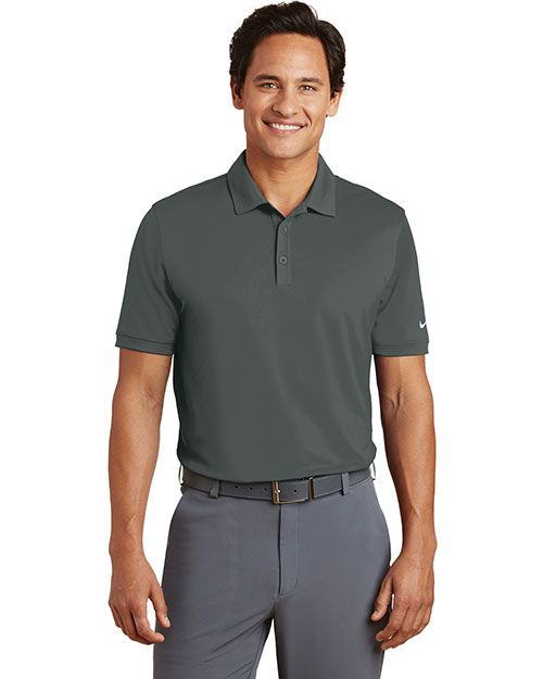 Nike 799802 Men 6 oz Dri-FIT Players Modern Fit Polo at GotApparel