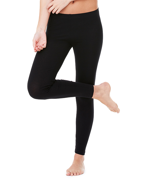 Bella + Canvas 812 Women Cotton/Spandex Legging at GotApparel