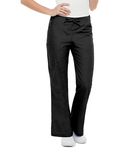 Landau 8355 Women Flare Cargo Pant at GotApparel
