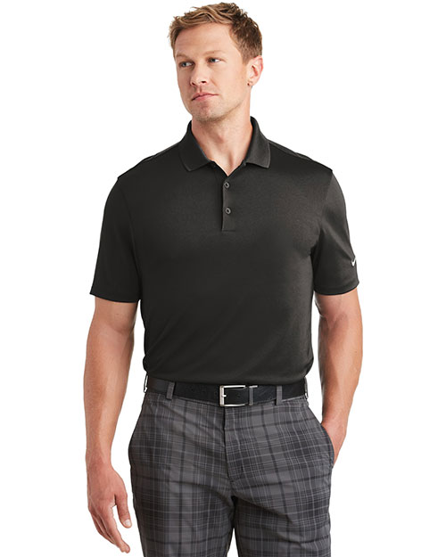 Nike 838956 Men 6 oz Dri-FIT Players Polo with Flat Knit Collar at GotApparel