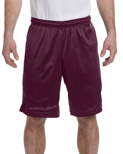 Custom Embroidered Champion 8731 Men 3.7 Oz. Mesh Short at GotApparel