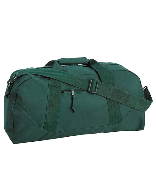 Liberty Bags 8806 Game Day Large Square Duffel Forest at GotApparel