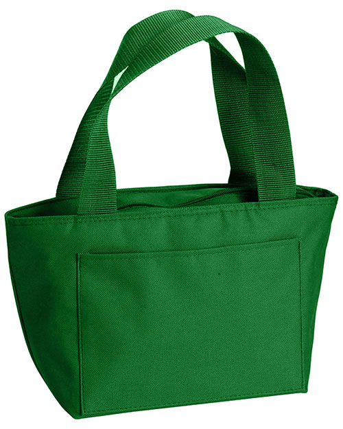 UltraClub 8808 Women Cooler Tote Kelly at GotApparel