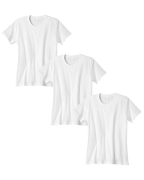 Anvil 880 Women Lightweight T-Shirt 3-Pack at GotApparel