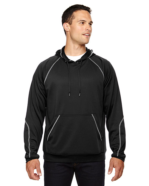 North End 88164 Men Pivot Performance Fleece Hoodie at GotApparel