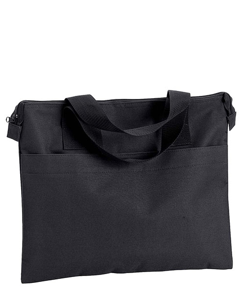 Liberty Bags 8817 Banker Briefcase Black at GotApparel
