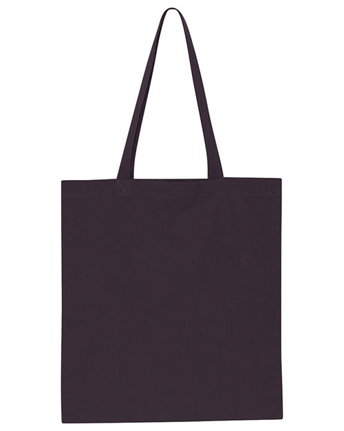 UltraClub 8860  Unisex Tote without Gusset Navy at GotApparel