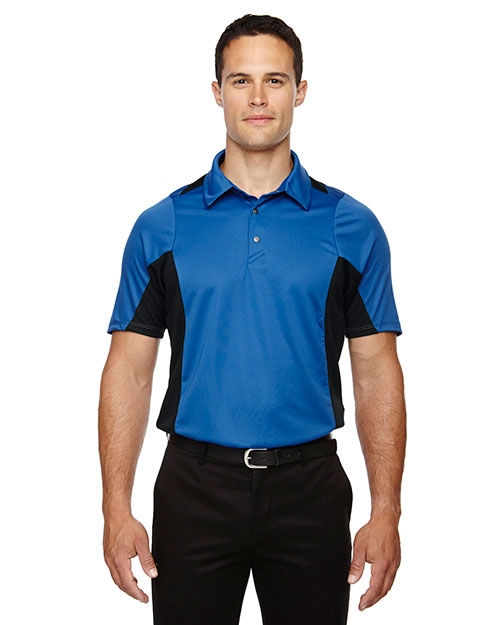 North End 88683 Men Rotate UTK cool.logik Quick Dry Performance Polo at GotApparel