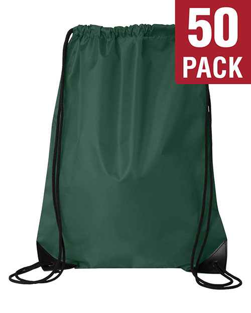 Liberty Bags 8886 Unisex Value Drawstring Backpack 50-Pack at GotApparel