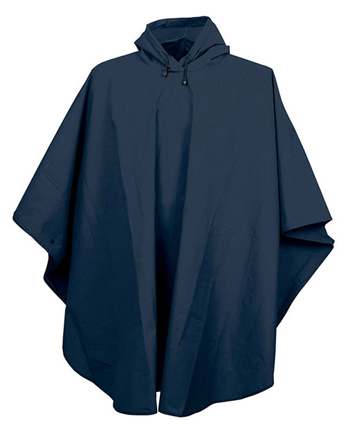 Charles River Apparel 9207 Men Cyclone EVA Poncho at GotApparel