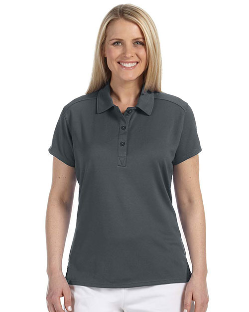 Russell Athletic 933CFX Women's Team Essential Polo Stealth at GotApparel