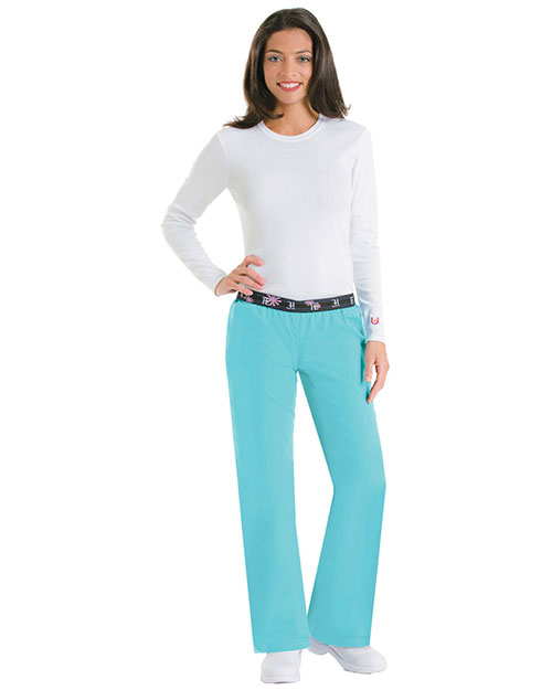 Urbane 9704 Women Work It Pant at GotApparel