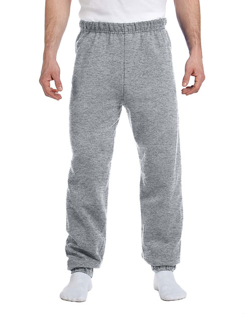 Jerzees 973 Men 8 Oz Nublend Fleece Sweatpants at GotApparel