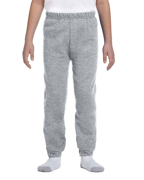 Jerzees 973B Boys 8 oz., 50/50 NuBlend Sweatpants at GotApparel