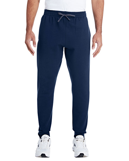 Jerzees 975MPR Men 7.2 oz., 60/40 Nublend® Jogger at GotApparel