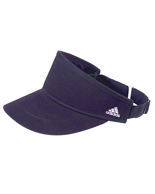 Adidas A650 Men Performance FrontHit Visor Navy at GotApparel