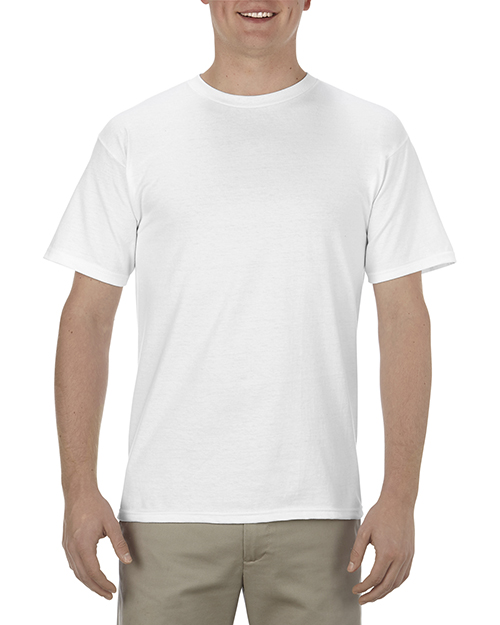 Alstyle AL1701 Adult 5.5 oz. 100% Soft Spun Cotton T-Shirt at GotApparel