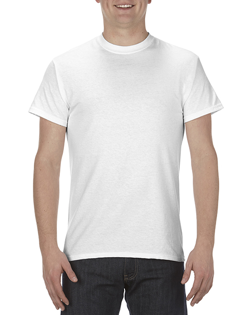 Alstyle AL1901 Adult 5.1 oz. 100% Cotton T-Shirt at GotApparel