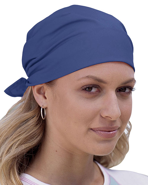 Big Accessories / BAGedge BA001 Big Accessories Solid Bandana ROYAL at GotApparel