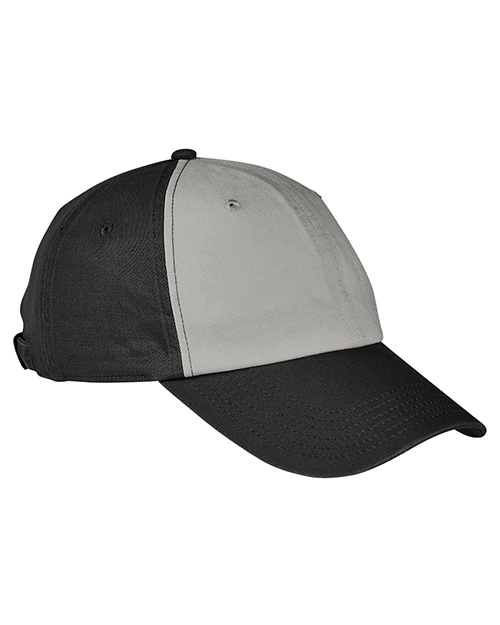 Big Accessories BA650  100% Washed Cotton Twill Baseball Cap at GotApparel