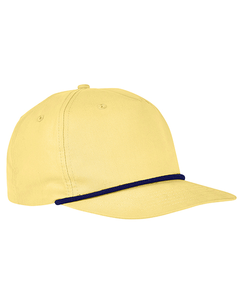 Big Accessories BA671 5-Panel Golf Cap at GotApparel