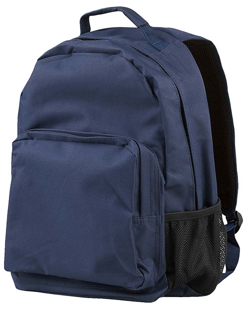 Big Accessories / BAGedge BE030 Unisex Commuter Backpack Navy at GotApparel