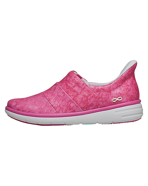 BREEZE Infinity Leather Breeze Slip-On at GotApparel
