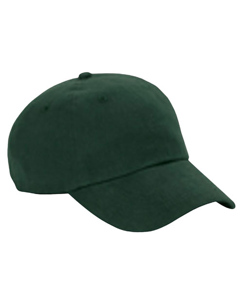 Big Accessories / BAGedge BX005 Big Accessories Washed Unconstructed Cap DARK GREEN at GotApparel