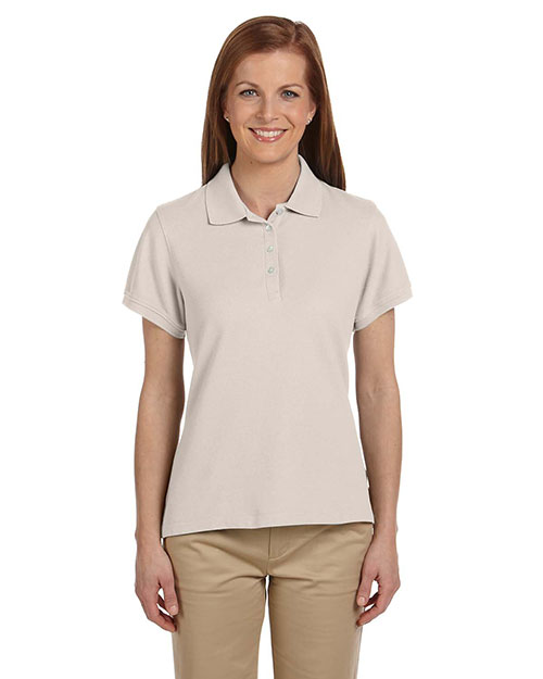 Chestnut Hill CH100W Women Performance Plus Polo Stone at GotApparel
