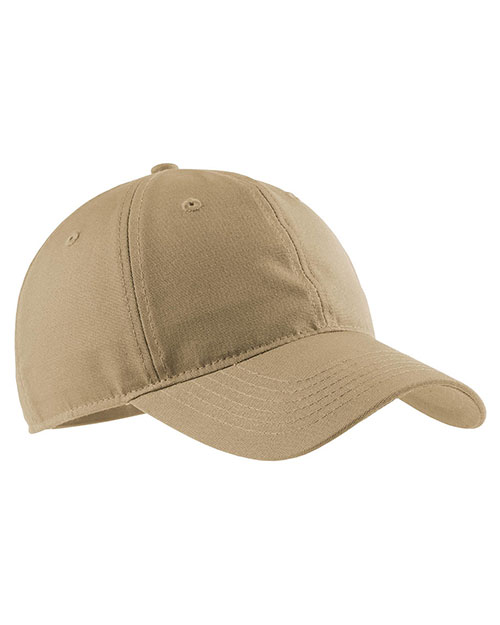 Port Authority CP96  Unisex      - Soft Brushed Canvas Cap Khaki at GotApparel
