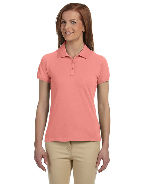 Devon & Jones Sport DG105W Women's Dri-Fast™ Pique Polo at GotApparel