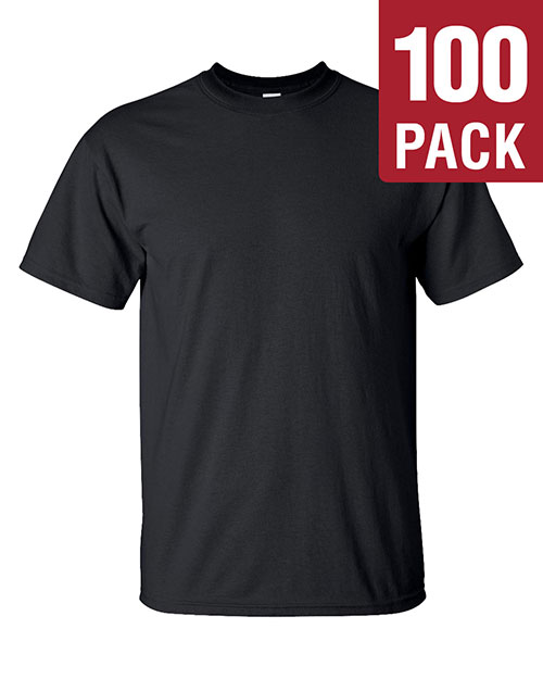 Gildan G200T Unisex Ultra Cotton Tall 6 Oz. Short-Sleeve T-Shirt 100-Pack at GotApparel