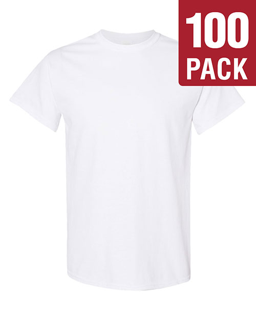 Gildan G500 Men Heavy Cotton 5.3 Oz. T-Shirt 100-Pack at GotApparel