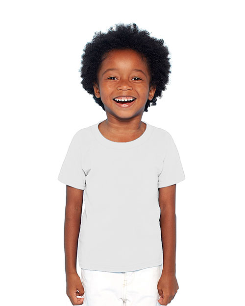 Gildan G510P Toddlers Heavy Cotton 5.3 oz. T-Shirt White at GotApparel