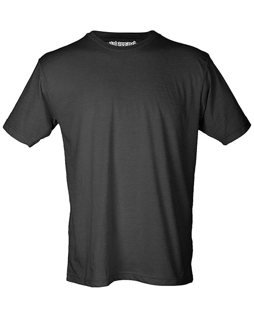 GotApparel GA241 Unisex Blend Tee Black at GotApparel