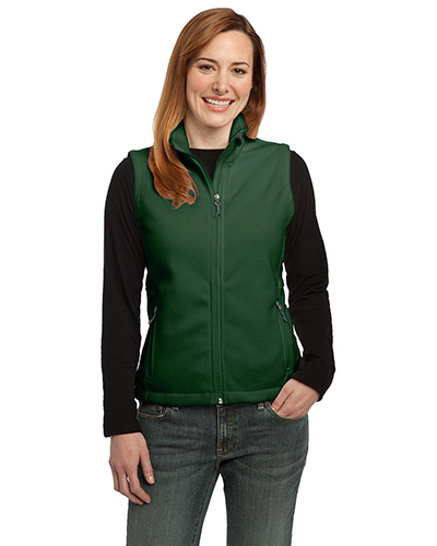 Port Authority L219 Women Value Fleece Vest Forest Green at GotApparel