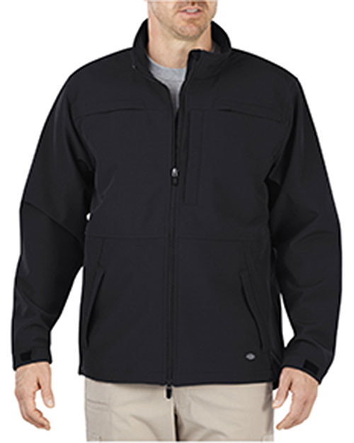 Dickies Workwear LJ540 Men Tactical Soft Shell Jacket at GotApparel