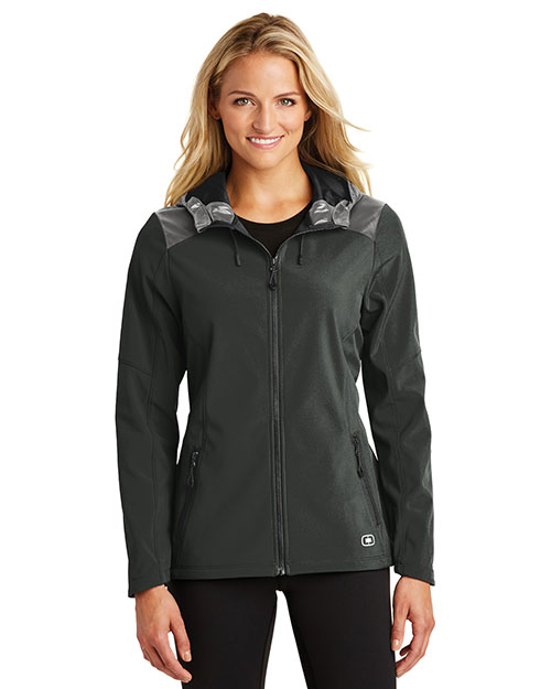 OGIO LOE723 Women ® ENDURANCE Ladies Liquid Jacket. at GotApparel