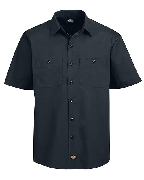 Dickies LS516 Adult 4.25 Oz. Work Tech With Aero Cool Mesh Premium Performance  Shirt at GotApparel