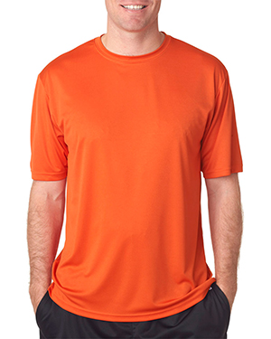 A4 N3142 Men Cooling Performance Tee Athletic Orange at GotApparel