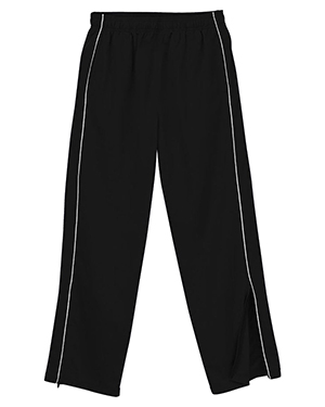 A4 Drop Ship N6179 Men's ZipLeg Pull-On Pant Black at GotApparel