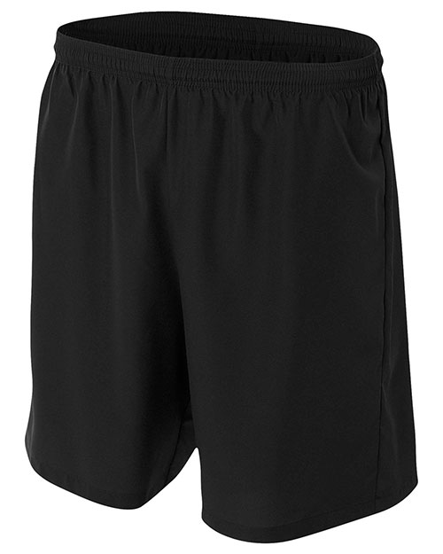 A4 NB5343 Youth Woven Soccer Shorts at GotApparel