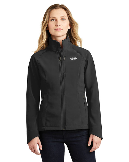 Custom Embroidered The North Face NF0A3LGU Ladies Apex Barrier Soft Shell Jacket at GotApparel