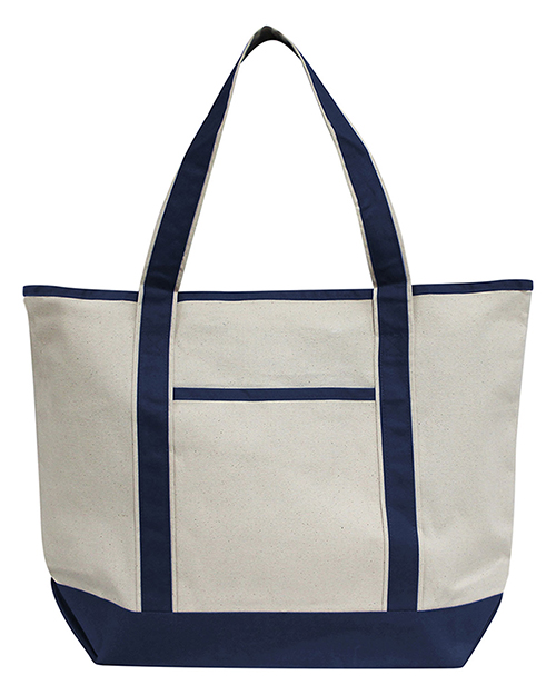 OAD OAD103 Promo Heavyweight Large Bat Tote at GotApparel