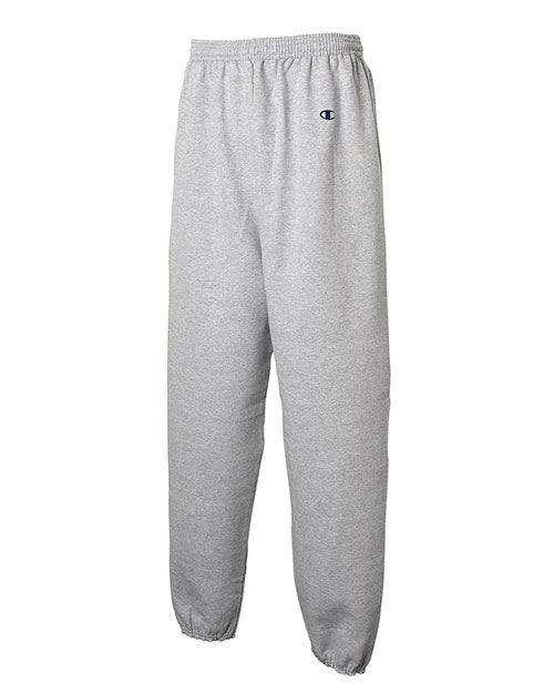 Champion P2443C 9 oz., 50/50 Sweatpants LIGHT STEEL at GotApparel
